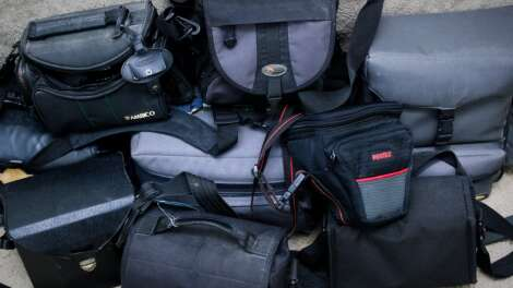Gear Acquisition: Online Thrifting and Fancy Camera Bags