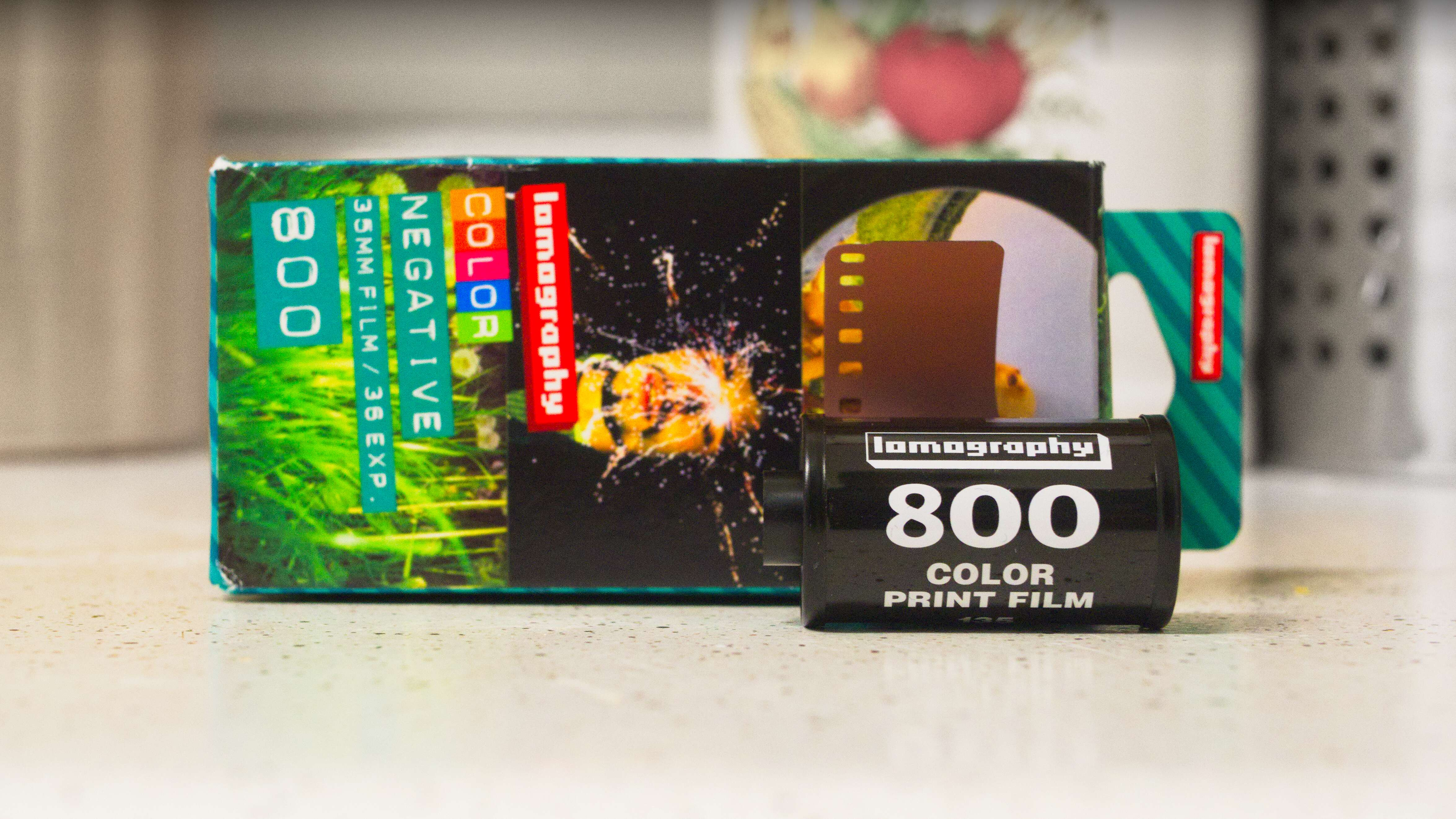Lomography 800: High speed film drenched in warmth
